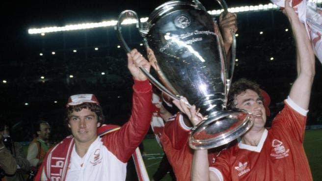 Nottingham Forest have a perfect record in finals